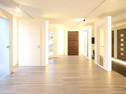 Ausstellung Hanke Türen