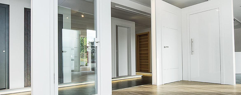Türen Ausstellung bei Hanke